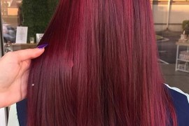 Hot Red Hair Color Shades for Autumn Seasons
