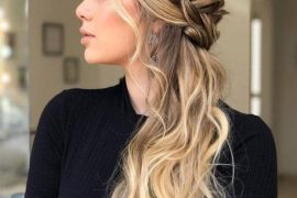 Stylish Braids Hairstyle for Girls & Women