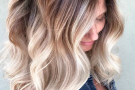 Balayage Shades with Dark Roots to Show Off in This Year
