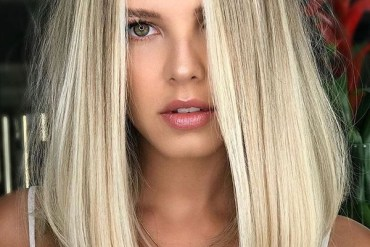 Beautiful blonde balayage hair color ideas to show off nowadays