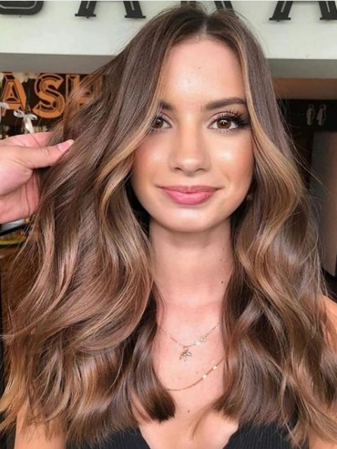 Caramel Brown Hair Colors for Long Hair You Must Try in 2020