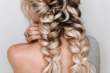 Charming Look of Braided Hairstyles for 2020
