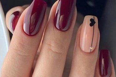 Wonderful Nail Designs & Edgy Style for Girls