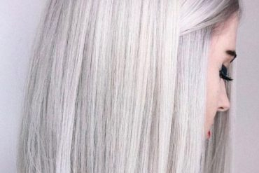 Best Silver Hair Color Ideas for Short to Medium Hair