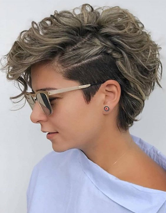Fascinating Short Pixie Haircuts to wear Right Now