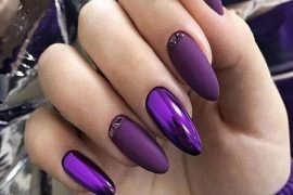 Fresh 2020 Trendy Nail Art Style for Your Finger