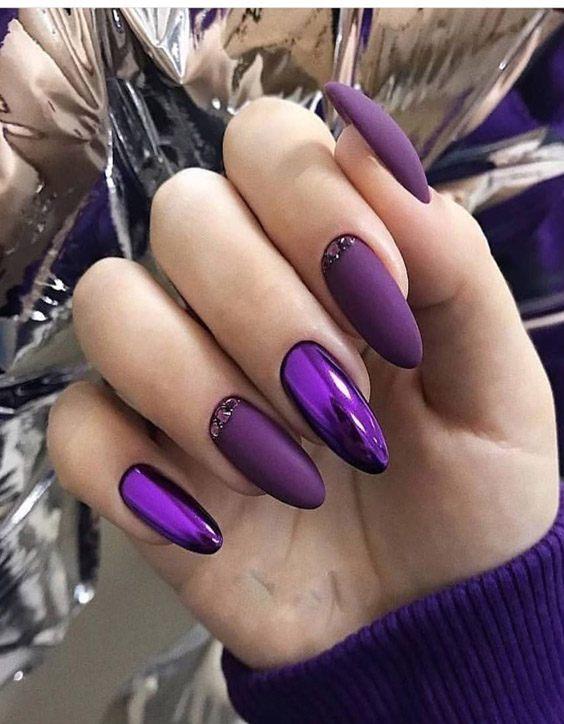 Fresh 2020 Trendy Nail Art Style for Your Finger