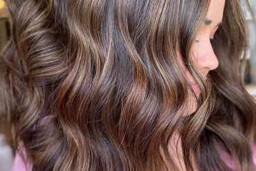 Gorgeous Chocolate Brown Hair Colors Shades for Women 2020