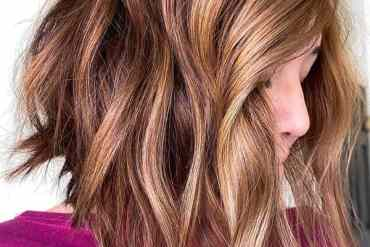 Gorgeous Chocolate and Caramel Hair Color Tones for 2020