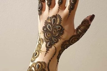 Simply Stylish Henna Arts and Images to Create in 2020