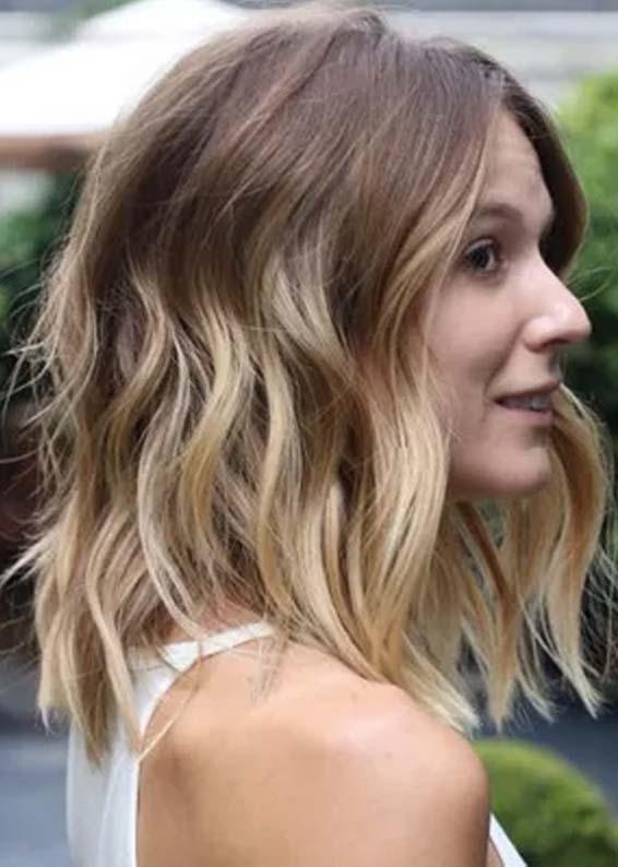 Elegant Long Bob Haircuts for Women in Year 2020