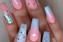 Fresh Colorful Nail Art Designs for Every Woman in 2020
