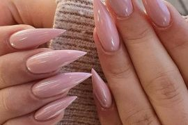 Gorgeous Stiletto Nails Design & Looks to Copy In 2020