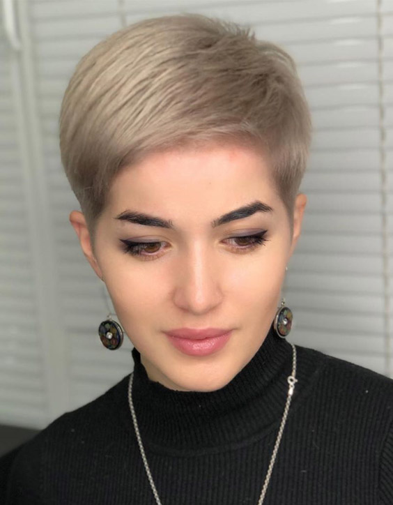 Ideal Short Pixie Haircuts you can wear In 2020