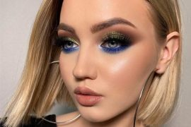 Stunning Look of Hair & Beauty Style for Girls