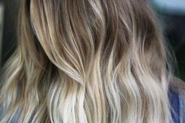 Awesome Balayage with Dark Roots to Show Off in Year 2020