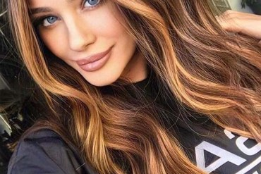Awesome Caramel Hair Color Trends for Women to Try in 2020
