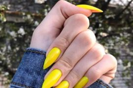 Beautiful Nail Style & Images for Teenage Girls