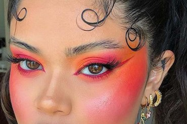 Cherry cheeks and Make up Ideas for Girls in Year 2020