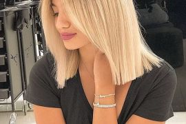 Vibrant Blonde Highlights & Hair Trends for 2020