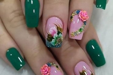 Best & Stunning Nail Art Designs for Finger Beauty