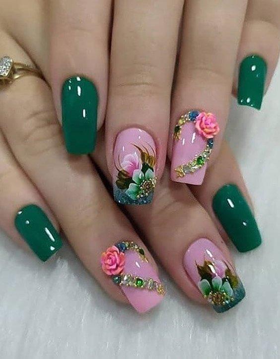 Best & Stunning Nail Art Designs for Finger Beauty