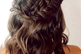 Gorgeous Bridesmaid and Wedding Hairstyles for Women 2020