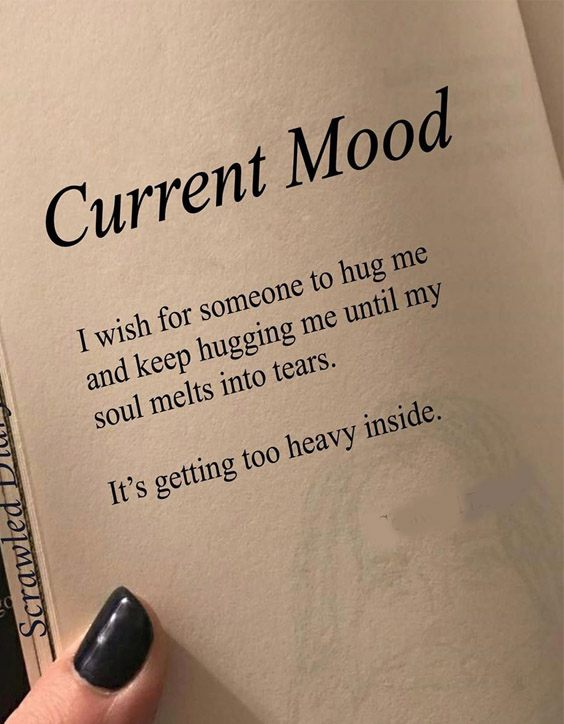 It's Getting to Heavy Inside - Best Soul Quotes