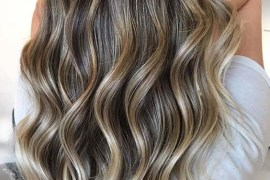 Latest Long Waves Hairstyles for Ladies to Try in 2020