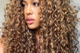 Stylish Curly Haircuts & Looks for Long Hair