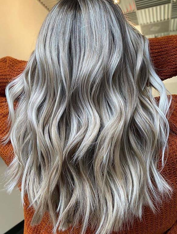 Gorgeous Ash Blonde Hair Colors for Long Hair to Sport in 2020