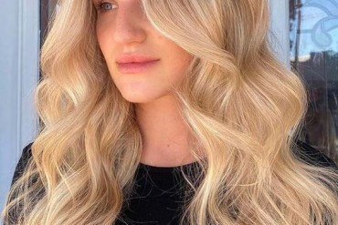 Bright and Creamy Blonde Hair Color Tones