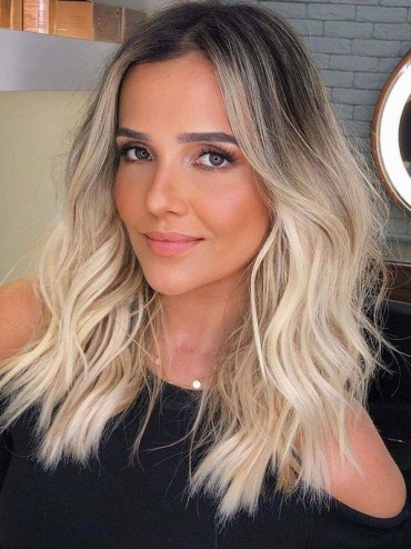Low maintenance Blonde hair color Trends for Ladies in 2020