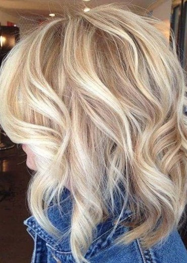 Eye Catching Short Blonde Haircuts for Bold Look