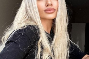 Stylish Blonde Hair & Highlights for Long Hair