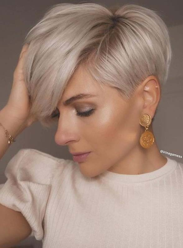 Awesome Pixie Haircut Styles Ideas to Follow