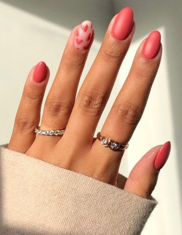Edgy Look of 2021 Nail Style for Stylish Girls