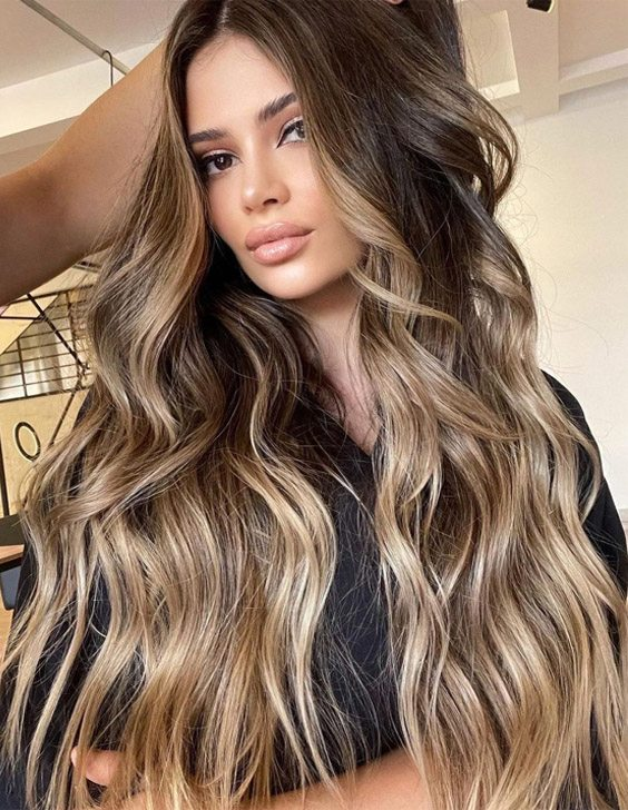 Modern & Perfect Hair Color Ideas for 2021