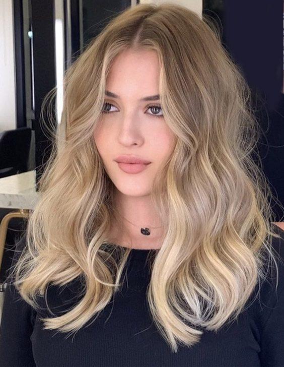 Fresh Blonde Highlights & Trends for 2021