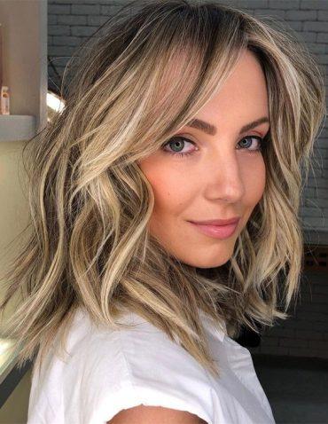 Unique Look of Medium Blonde Hair for 2021