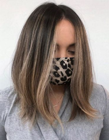 Fresh Balayage Hair & Highlights for 2021