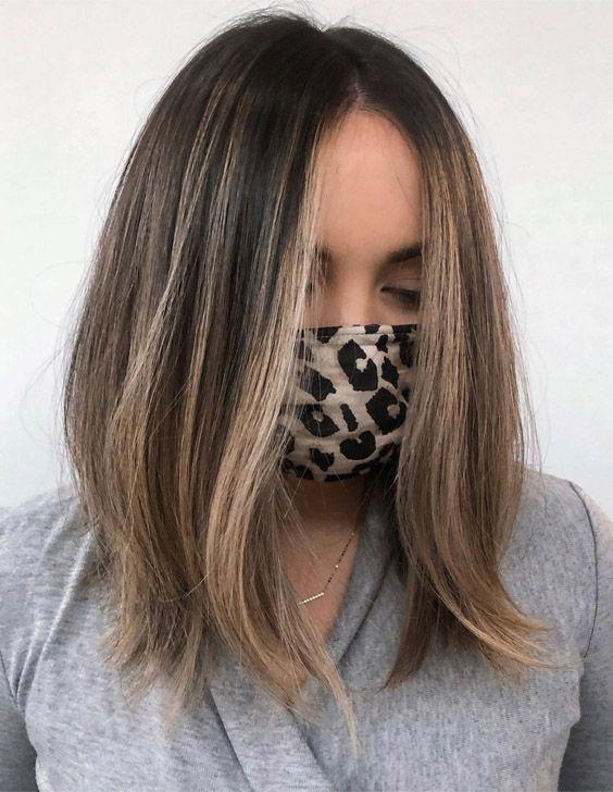 Fresh Balayage Hair & Highlights for 2021