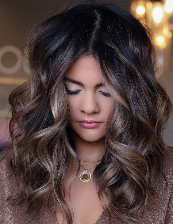 Gorgeous 2021 Hair Color Style for Girls