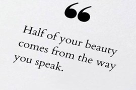 Half of Your Beauty - Best Quotes for Everyone