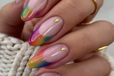 Fresh & Different Nails Look to Copy Now