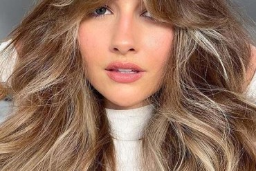 Fresh Long Hair Styles and Color Ideas