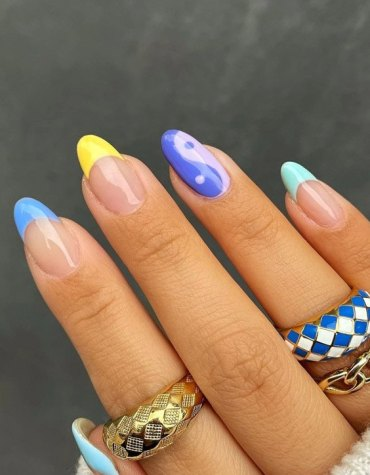 Hottest & Trendy Nail Ideas In 2021