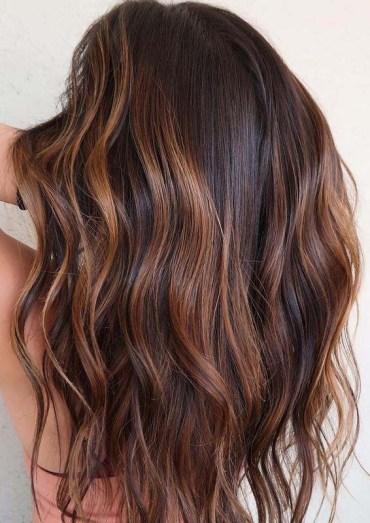 Elegant Sun Kissed Balayage Hair Color Trends