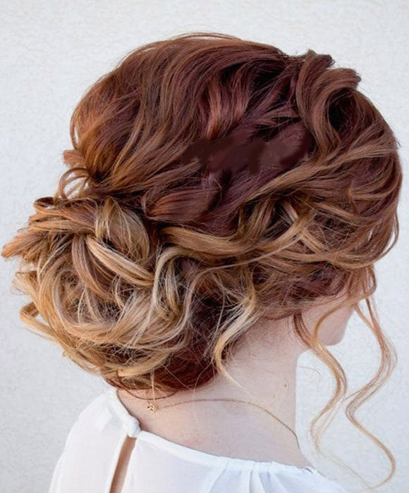 Adorable Messy Updos Hair