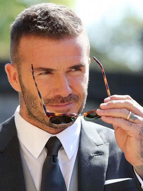 Athlete Caesar Haircut for Men